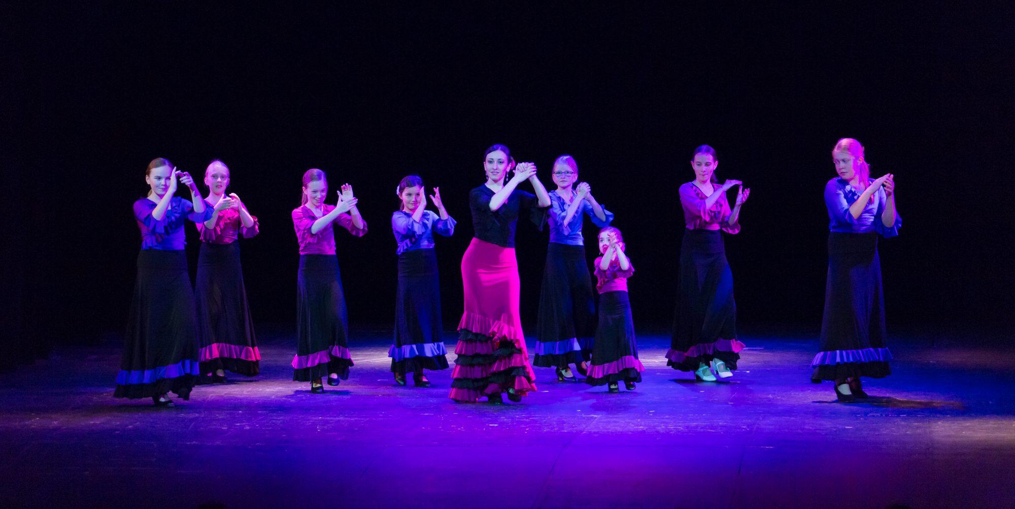 Paseo del Flamenco